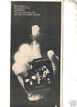 * 1977 POUSETTE DART BAND PROMO PRINT PHOTO AD - $7.99