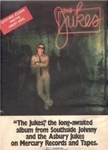 1979 SOUTHSIDE JOHNNY AND THE ASBURY JUKES POSTER AD - $11.99