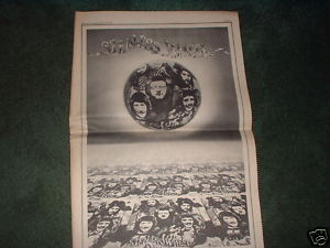 * 1973 STEALERS WHEEL POSTER TYPE PROMO AD
