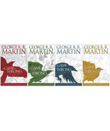 Game of Thrones HARDCOVER GRAPHIC NOVELS Collection 1-4  R R Martin, Abr... - $76.99