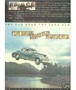 THE OZARK MOUNTAIN DAREDEVILS THE CAR OVER THE LAKE AD - $9.99
