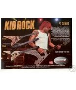 KID ROCK JASON KRAUSE WASHBURN PT SERIES GUITARS AD - $6.99