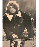 DEODATO WHIRLWINDS POSTER TYPE PROMO AD 1974 - $9.99