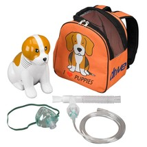 Drive Medical Pediatric Beagle Compressor Nebulizer with Carry Bag and Disposabl - $53.37