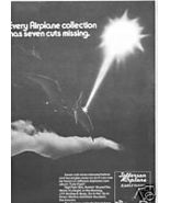 JEFFERSON AIRPLANE EARLY FLIGHT POSTER TYPE PROMO AD - $7.99