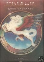 STEVE MILLER BOOK OF DREAMS PROMO AD 1977