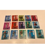 Lot of 15 - Fortnite 2019 Panini Epic Cards - $20.00