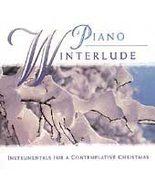 Piano Winterlude [Unison] by David Huntsinger (Casse... - $4.99