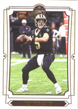 2019 Panini Legacy #71 Drew Brees Saints - $2.95