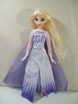 "DISNEY FROZEN II ROYAL FASHION PRINCESS ELSA 11"" DOLL DISNEY PRINCESS HA... - $15.63"