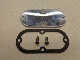 Harley Davidson Softail Dyna Touring Primary Chain Inspection Cover 60572-86 - $9.89