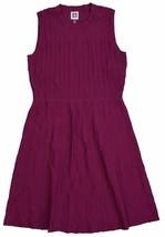 Anne Klein, Women's, Pleated Sweater Dress, Manzanita, Size Small - $63.86