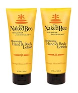 2~ New!! The Naked Bee Orange Blossom Honey Scent Hand Lotion 6.7 oz. NB... - $24.99