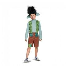 Disguise Dreamworks Trolls Ramo Classico Ragazzi Bambini Costume Hallowe... - $31.32+