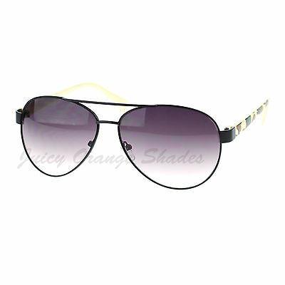 Camo Camouflage Print Aviator Sunglasses Unisex Fashion