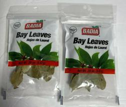 2 Packs Badia Bay Leaves Gluten Free .20 Oz - $8.11