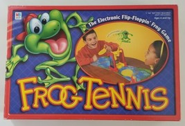 Frog Tennis Electronic Board Game 2002 Hasbro  - $36.45