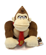 "Donkey Kong - Super Mario Bros 10"" Plush - $31.73"