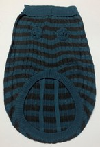 Zack & Zoey Dog Sweater Striped Fuschia Sz S or Blue XL Heritage Collection image 8