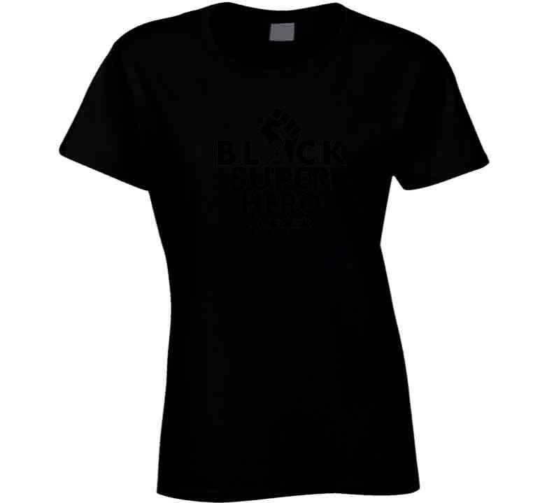 Black Super Hero - Buttercup T Shirt
