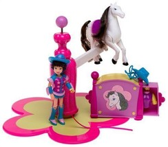 Polly Pocket Prancin' Pony [Toy] - $15.00
