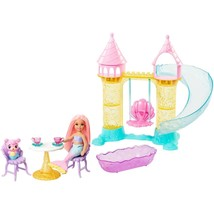 Barbie Dreamtopia CHELSEA MERMAID PLAYGROUND Set Officially Licensed NIB... - $34.99