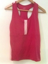 C9 Champion L Dark Pink Racerback Tank Sleeveless Top Shelf Sport Bra - $11.95
