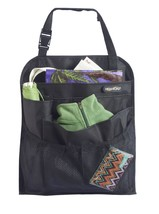 Smooth Trip BackPockets Seatback Organizer BP-BLACK - £12.15 GBP