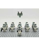 Star Wars 104th Wolfpack Battalion Commander Wolffe 11pcs/set Custom Min... - $21.99