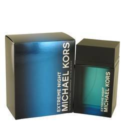 Michael Kors Extreme Night Eau De Toilette Spray By Michael Kors For Men