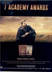 DANCES WITH WOLVES POSTER TYPE AD