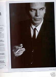 BILLY BOB THORNTON PHOTO MAG PIN UP & 1-PAGE INTERVIEW