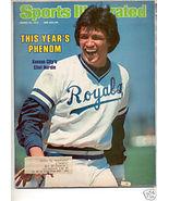 * 1978 SPORTS ILLUSTRATED KANSAS CITY CLINT HURDLE - $9.74