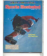 * 1978 SPORTS ILLUSTRATED WINTER SPORTS SPECIAL DEC 11 - $9.74