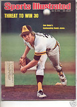 * 1976 SPORTS ILLUSTRATED SAN DIEGO RANDY JONES - $9.74