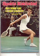 * 1976 SPORTS ILLUSTRATED EVONNE GOOLAGONG NO LABEL - $10.49