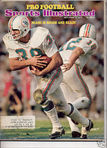 1973 SPORTS ILLUSTRATED MIAMI DOLPHINS ROUGH AND READY - $8.99