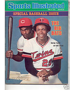 * 1978 SPORTS ILLUSTRATED GEORGE FOSTER ROD CAREW TWINS - $10.49