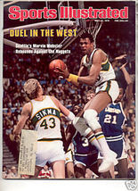 * 1978 SPORTS ILLUSTRATED SEATTLE MARVIN WEBSTER - $9.74