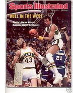 * 1978 SPORTS ILLUSTRATED SEATTLE MARVIN WEBSTER - $9.74