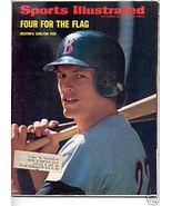 * 1972 SPORTS ILLUSTRATED BOSTON CARLTON FISK - $9.09