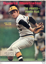 * 1972 SPORTS ILLUSTRATED PIRATES STEVE BLASS - $9.09