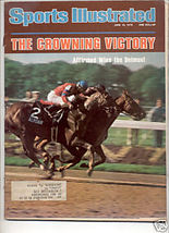 * 1978 SPORTS ILLUSTRATED AFFIRMED WINS BELMONT - $6.99