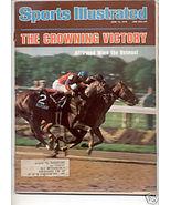 * 1978 SPORTS ILLUSTRATED AFFIRMED WINS BELMONT - $6.99