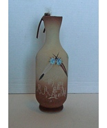 Betty Selby Original Signed Southwestern Vase  w/Feather - $19.99