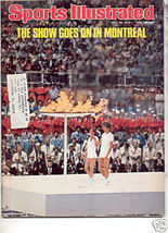 * 1976 SPORTS ILLUSTRATED SHOW GOES ON IN MONTREAL - $13.99