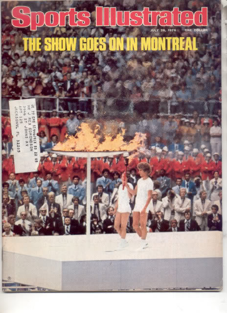 * 1976 SPORTS ILLUSTRATED SHOW GOES ON IN MONTREAL
