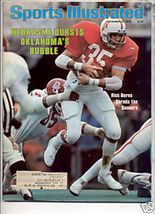 * 1978 SPORTS ILLUSTRATED NEBRASKA RICK BERNS - $9.74