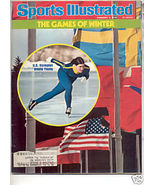 * 1976 SPORTS ILLUSTRATED SHELLA YOUNG US OLYMPIAN - $8.99