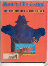 * 1978 SPORTS ILLUSTRATED CONFESSIONS OF A MASTER FIXER - $9.74